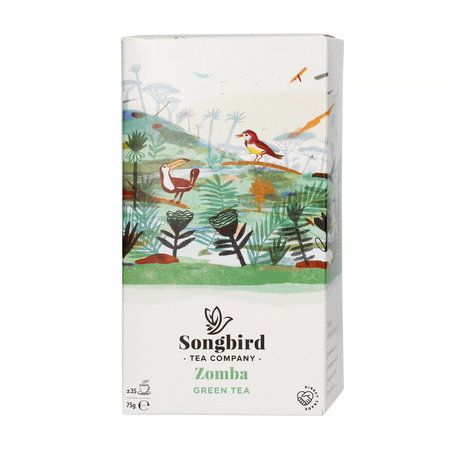 Songbird - Zomba - Herbata sypana 75g