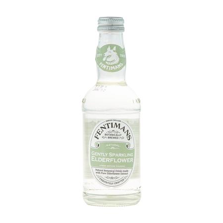 Fentimans Gently Sparklng Elderflower - Napój 275 ml