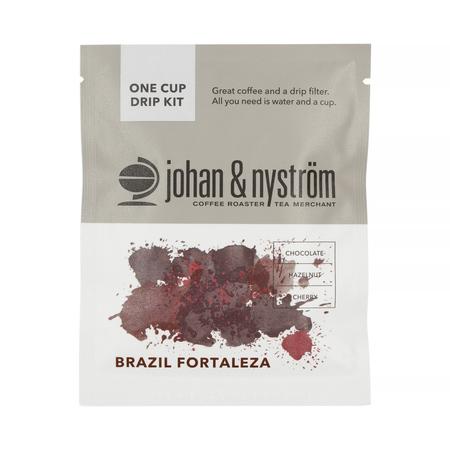 Johan & Nyström - Brazil Fortaleza Drip Kit - 8 saszetek
