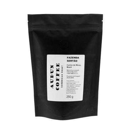 Audun Coffee - Brazylia Fazenda Sertao