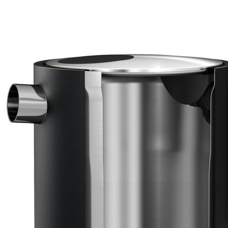Graef - WK902 - Czajnik elektryczny - Czarny mat