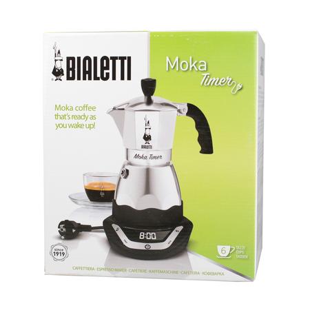 Kawiarka elektryczna Bialetti Moka Timer 6tz