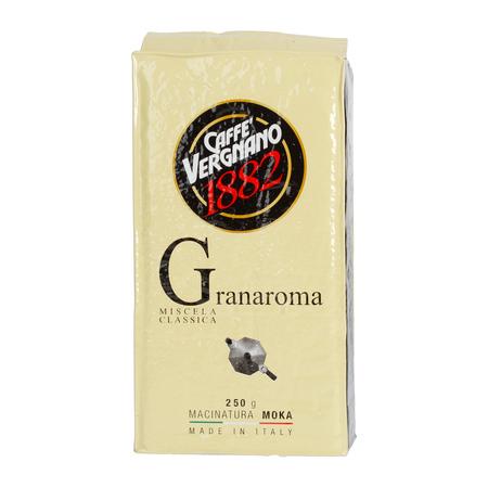 Caffe Vergnano - Gran Aroma - Kawa mielona 250g
