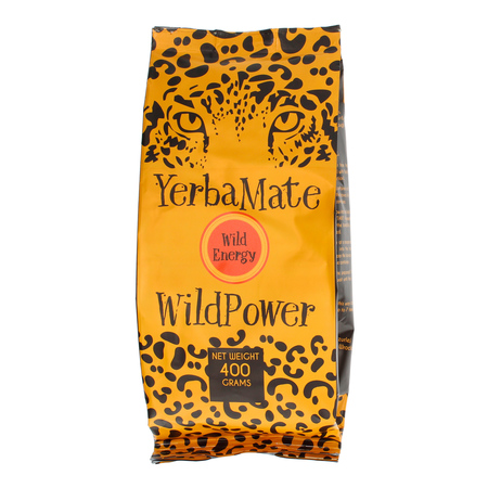 WildPower Wild Energy - yerba mate 400g