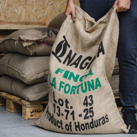 ESPRESSO MIESIĄCA: COFFEE PLANT - Honduras La Fortuna 1kg