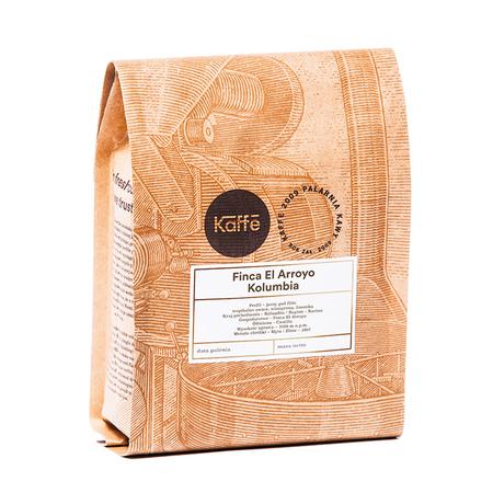 Kaffe 2009 - Kolumbia Finca El Arroyo