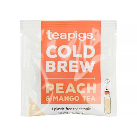 teapigs Peach & Mango Cold Brew - Koperta