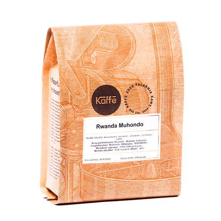 Kaffe 2009 - Rwanda Muhondo