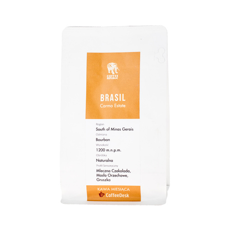 Coffee Republic - Brasil Carmo Estate 250g