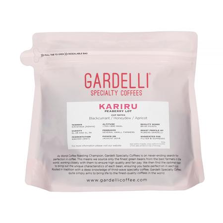 Gardelli Specialty Coffees - Kenya Kariru