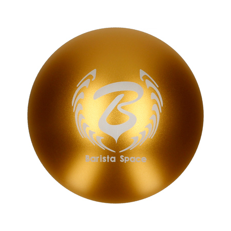 Barista Space Coffee Tamper Gold - Złoty tamper 58mm