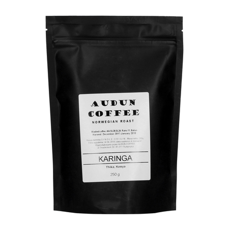 Audun Coffee - Kenia Karinga