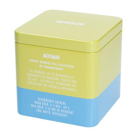 Teministeriet - Moomin Green Tea Raspberry - Herbata sypana 100g