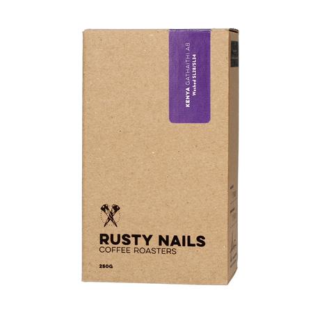 Rusty Nails - Kenya Nyeri Gathaiti AB