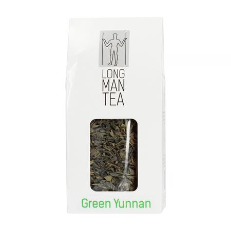 Long Man Tea - Zielony Yunnan - Herbata sypana - 80g