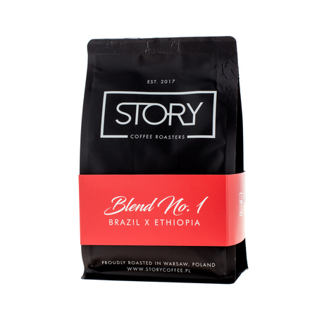 Story Coffee Roasters - Blend No.1 Brazil x Ethiopia