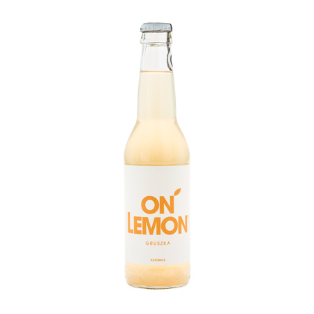 On Lemon - Gruszka - Napój 330 ml