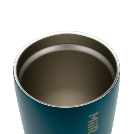 MiiR - Tumbler Turkusowy - Kubek 350 ml