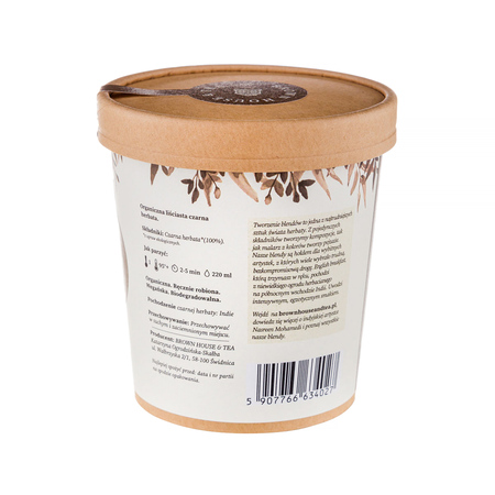 Brown House & Tea - Nasreen - Herbata sypana 60g