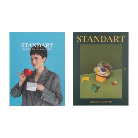 Zestaw: Magazyn Standart #18 i #19