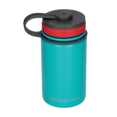 Asobu Mini Hiker Water Bottle 355ml Turquiose (outlet)