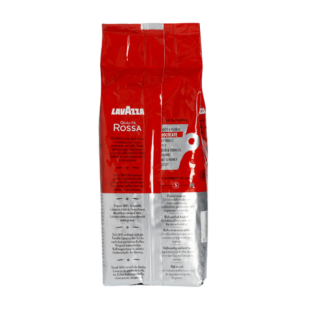 Lavazza Qualita Rossa - Kawa ziarnista 250g