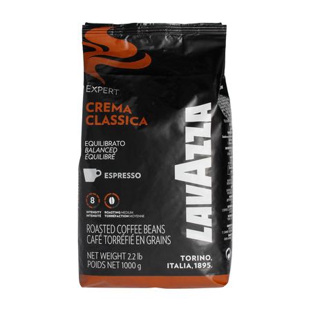 Lavazza Crema Classica Expert - Kawa ziarnista 1kg