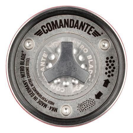 Comandante - Młynek C40 MK4 Nitro Blade Burgundy