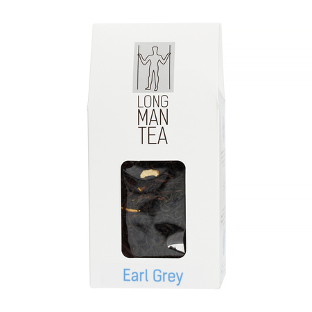 Long Man Tea - Earl Grey - Herbata sypana - 80g