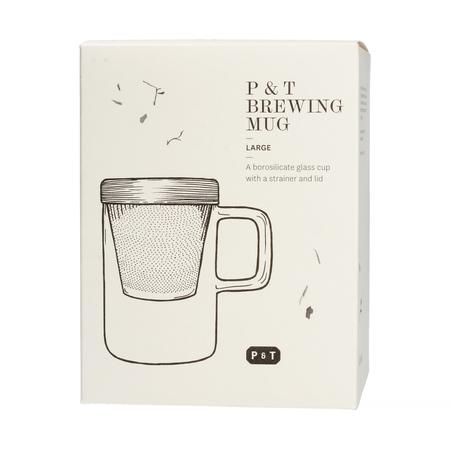 Paper & Tea - Kubek z zaparzaczem do herbaty