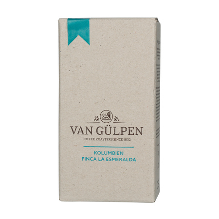 Van Gulpen - Colombia Finca La Esmeralda