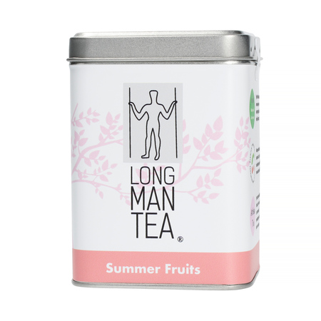Long Man Tea - Fruits of the Summer - Herbata sypana - Puszka 120g