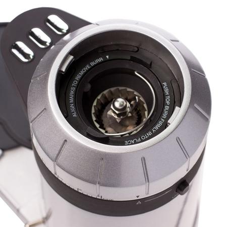 Graef CM 900 Srebrny - Młynek automatyczny