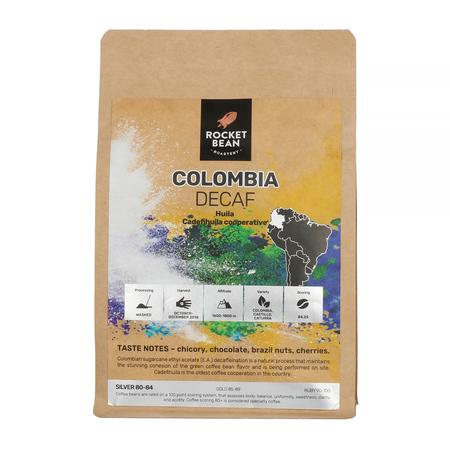 Rocket Bean Colombia Huila Decaf - Kawa bezkofeinowa