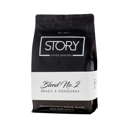 Story Coffee Roasters - Blend No.2 Brazil x Honduras