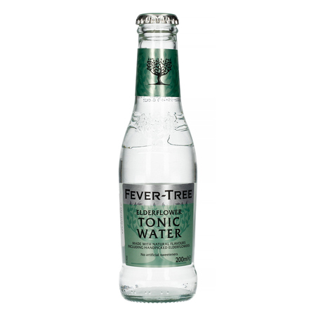 Fever-Tree - Elderflower Tonic Water - Napój 200 ml