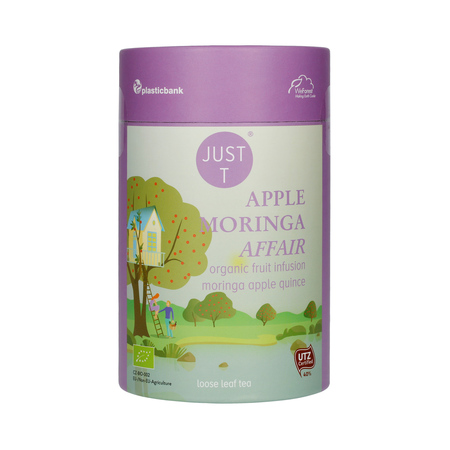 Just T - Apple Moringa Affair - Herbata sypana 125g