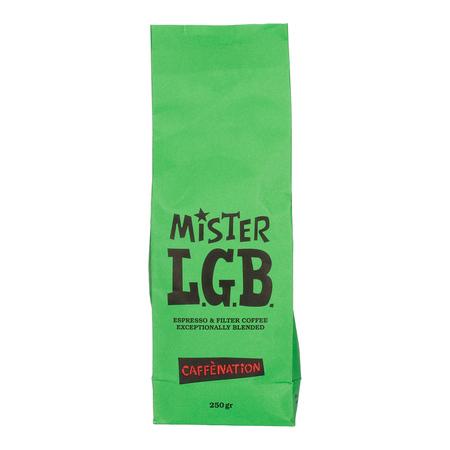 Caffenation - Mister LGB Sweet Pumpkin Espresso 250g