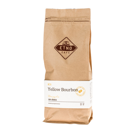 Etno Cafe - Brazil Yellow Bourbon 1kg (outlet)