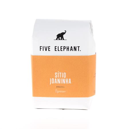Five Elephant - Brazil Sitio Joaninha Espresso