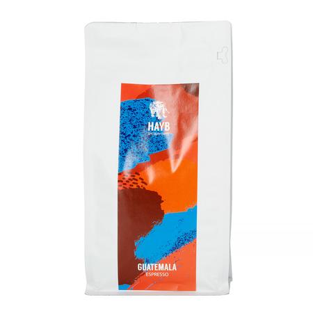 HAYB - Gwatemala Huehuetenango Washed Espresso 500g