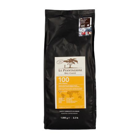 Zestaw Le Piantagioni del Caffe 100 1kg 5 + 1 Gratis