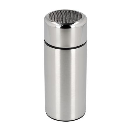 Barista & Co - Cocoa Shaker- Steel - Dekorator