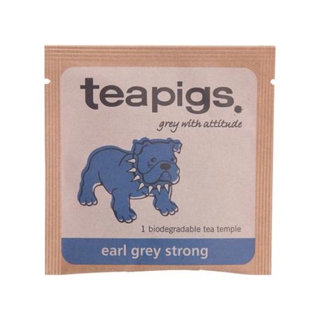 teapigs Earl Grey Strong - Koperta