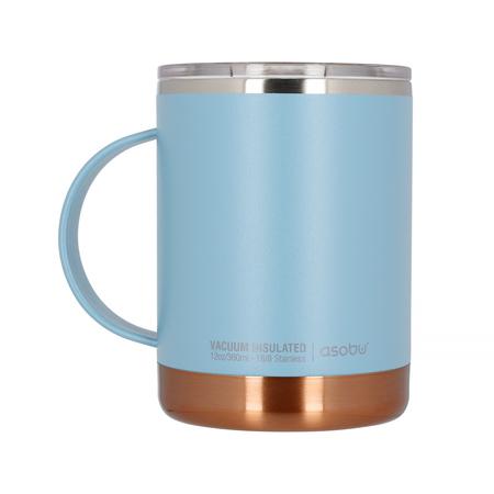 Asobu - Ultimate Coffee Mug Niebieski - Kubek termiczny 360ml