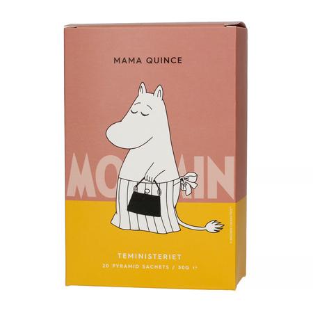 Teministeriet - Moomin Mama Quince - Herbata 20 piramidek
