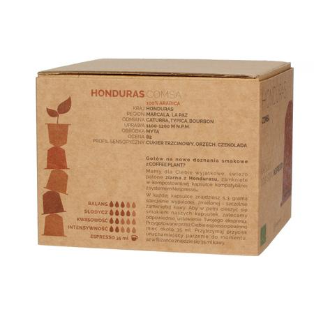 COFFEE PLANT - Honduras Comsa - 26 kapsułek