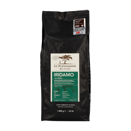 Zestaw Le Piantagioni del Caffe Iridamo 1kg 5 + 1 Gratis