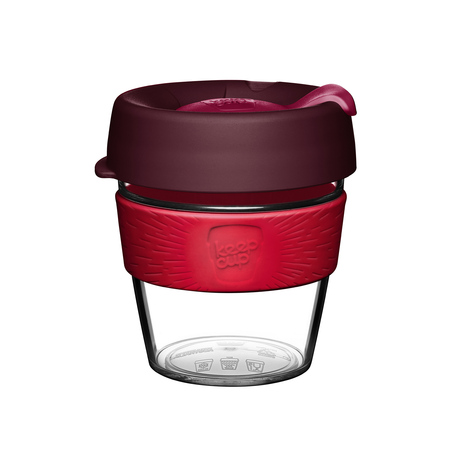 KeepCup Orginal Clear Kangaroo Paw 227ml