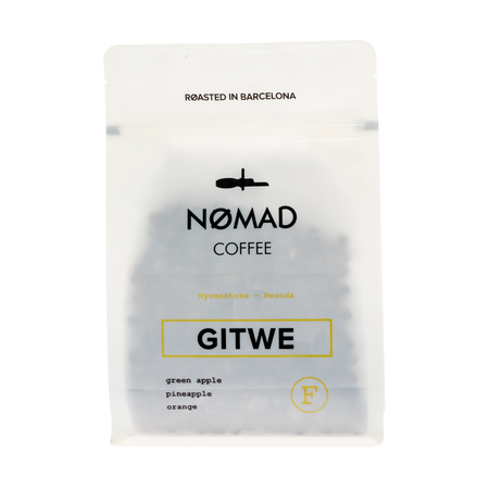 Nomad Coffee - Rwanda Gitwe Filter